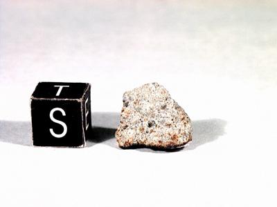 Метеорит Allan Hills 76001 (ALHA)
