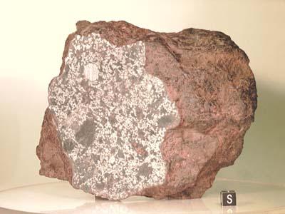 Метеорит Будулан