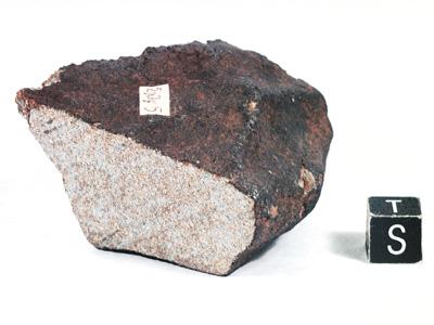 Метеорит Bur-Gheluai