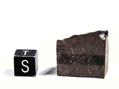 Метеорит Channing