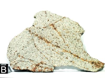 Метеорит Jumapalо
