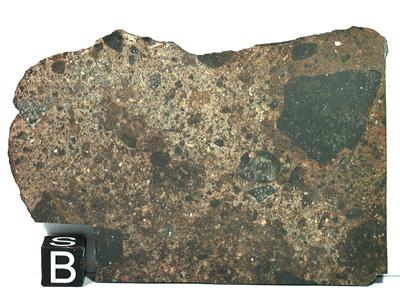 Метеорит Kelly