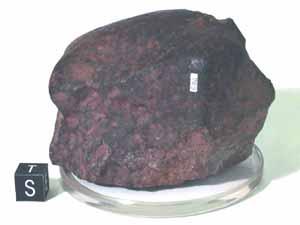 Метеорит Хмелевка