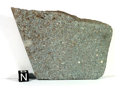 Метеорит Mbale