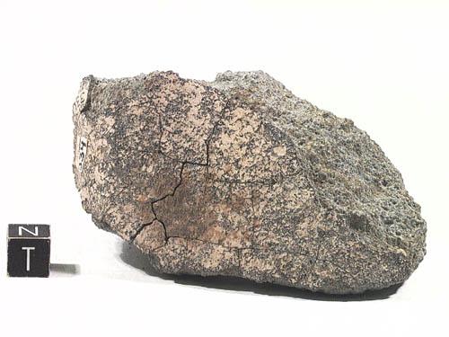 Метеорит Саратов