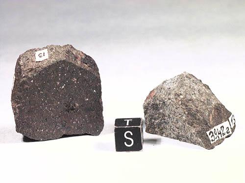 Метеорит Слободка