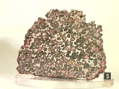 Метеорит Springwater
