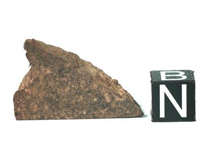 Метеорит Hammadah al Hamra 186