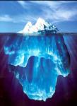 От Антарктики откололся огромный айсберг