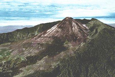 Проснулся вулкан Ревендатор