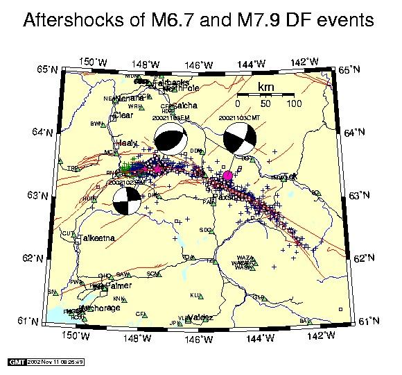 эпицентр землетрясения с