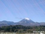 Вулкан Нгаурухое. 9 июня 2006 г.