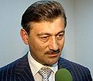 Василий Джарты, министр охраны окружающей природной среды Украины