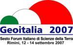 6th Italian Forum of Earth Sciences - GEOITALIA 2007