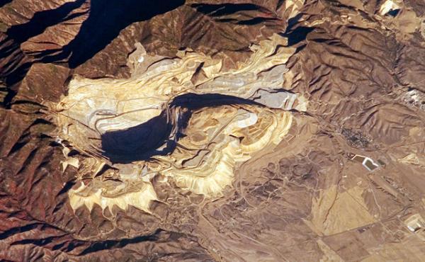 Карьер Бингхам Каньон (Bingham Canyon Mine)