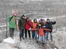 Фотогалерея осенней практики в Самарской области