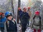 Фотогалерея по учебной практике геологической школы на Белой речке (Адыгея)