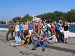 Фотогалерея учебной практики в Калиниградской области (август 2008 года)