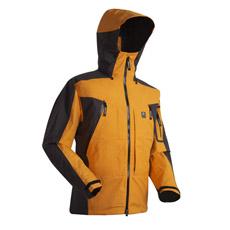 Штормовая куртка для активного отдыха и занятий спортом в сложных погодных условиях.