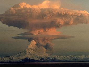 Новые данные о связи вулканических извержений и изменений климата.