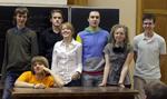 23 апреля прошла защита школьников группы 11 класса 2 года обучения