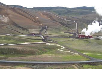 Исландская скважина пробурила магматический очаг