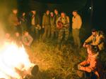 Ежегодная встреча выпускников геошколы прошла в районе подмосковного Голутвина