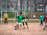 Сборная команда геологической школы МГУ по футболу в третий раз обыграла ШФ МГРИ (РГГРУ)!