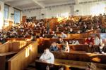 1 октября начался новый учебный год в геологической школе МГУ