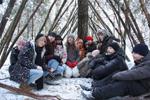 Зимний лагерь 2011