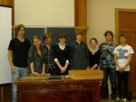 Защита отчёта по учебной геологической практике в Крыму.