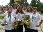 На VIII Всероссийской полевой олимпиаде юных геологов в Томской области команда Геологической Школы МГУ заняла 4 место!