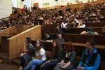 7 октября начался новый учебный год в Геологической школе МГУ!