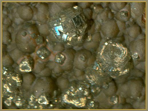Дымков Ю.М., Слётов В.А., Филиппов В.Н. К онтогении спиральнорасщепленных кубооктаэдрических блоккристаллов пирита из Курской магнитной аномалии